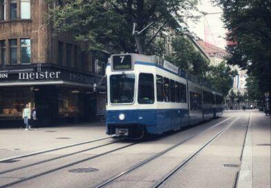 Tranvía Zúrich